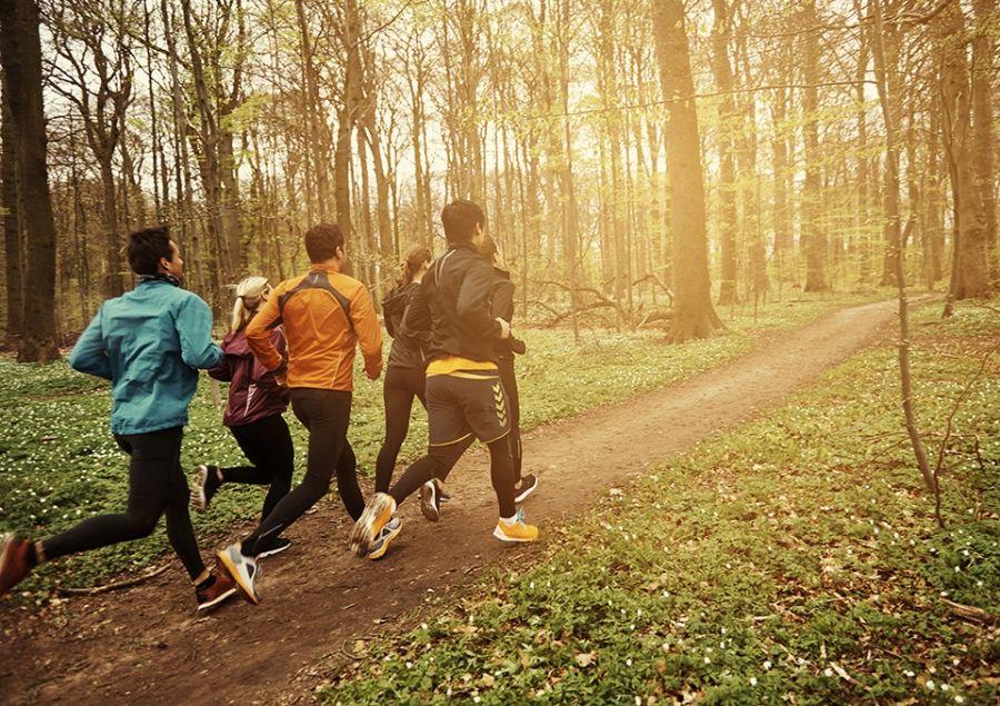 Laufen für Jedermann