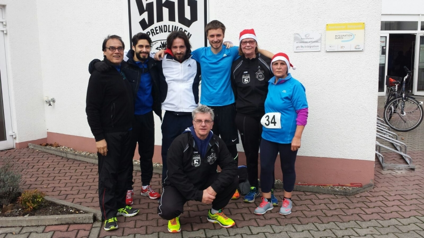 Internationaler Lauftreff Sprendlingen