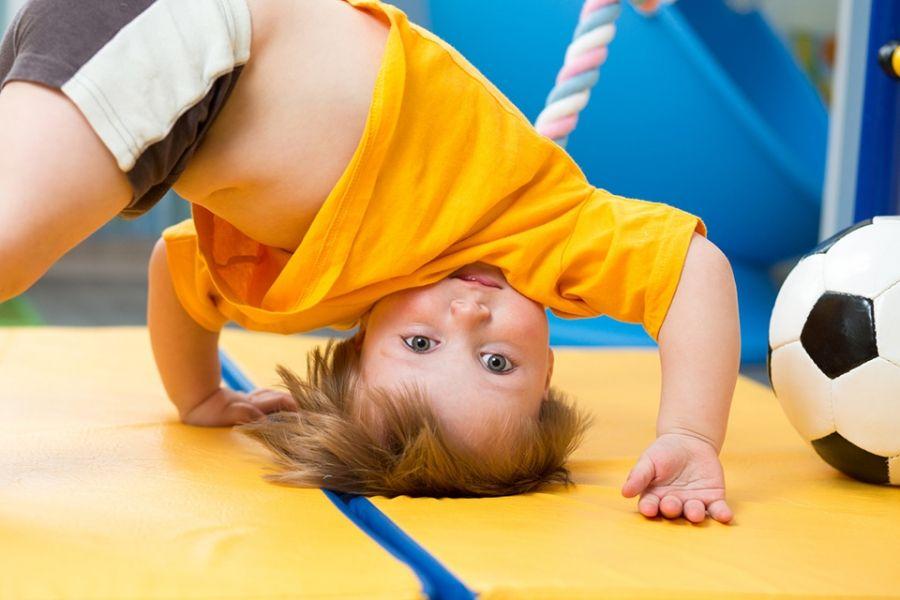 31.01. Indoorspielplatz für Kinder von 1 bis 6 Jahren